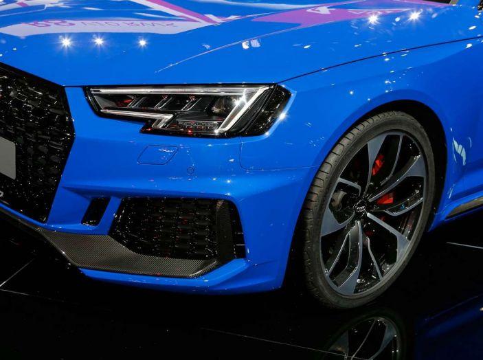 Audi RS4 Avant - Foto 5 di 13