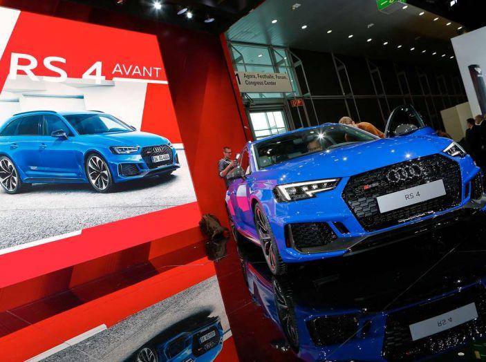 Audi RS4 Avant - Foto 11 di 13