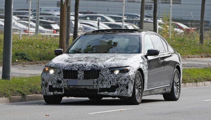 BMW Serie 7 2019, l'ammiraglia del lusso - Foto 5 di 26