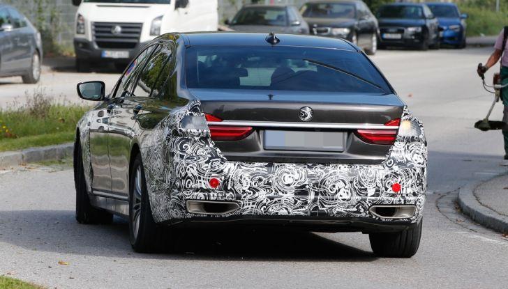 BMW Serie 7 2019, l'ammiraglia del lusso - Foto 16 di 26