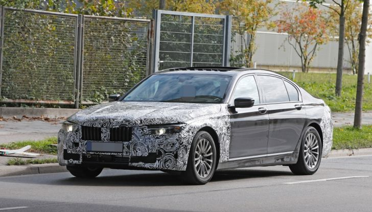 BMW Serie 7 2019, l'ammiraglia del lusso - Foto 17 di 26
