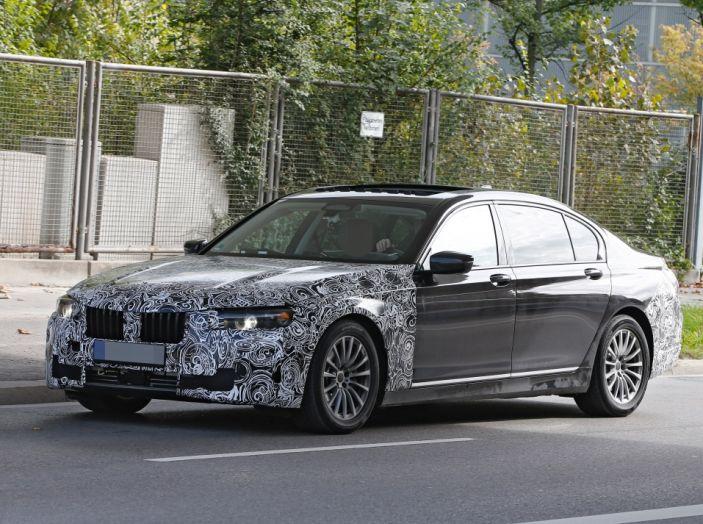 BMW Serie 7 2019, l'ammiraglia del lusso - Foto 3 di 26