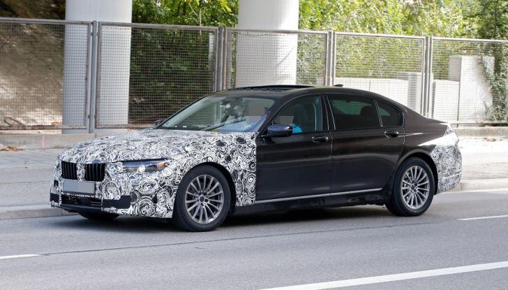 BMW Serie 7 2019, l'ammiraglia del lusso - Foto 18 di 26