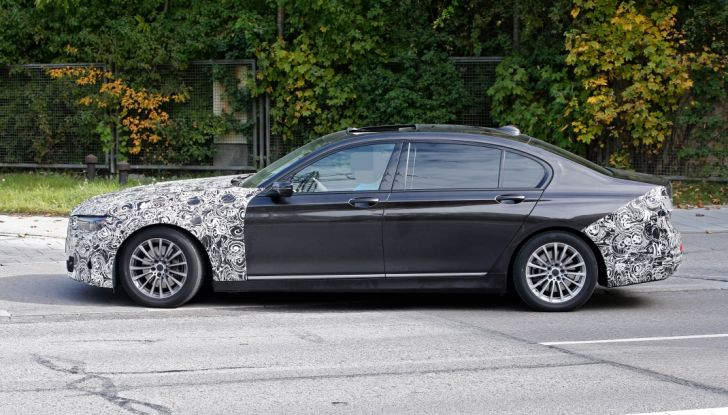 BMW Serie 7 2019, l'ammiraglia del lusso - Foto 9 di 26