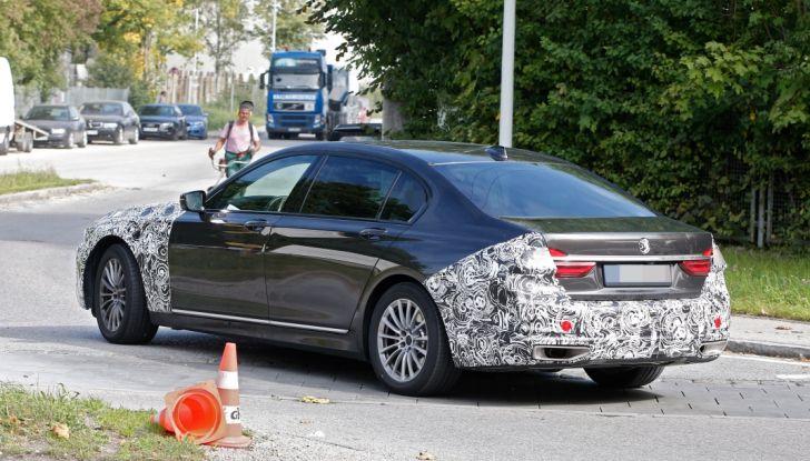 BMW Serie 7 2019, l'ammiraglia del lusso - Foto 13 di 26