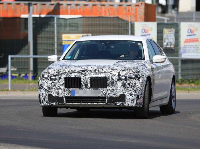 BMW Serie 7 2019, l'ammiraglia del lusso - Foto 25 di 26