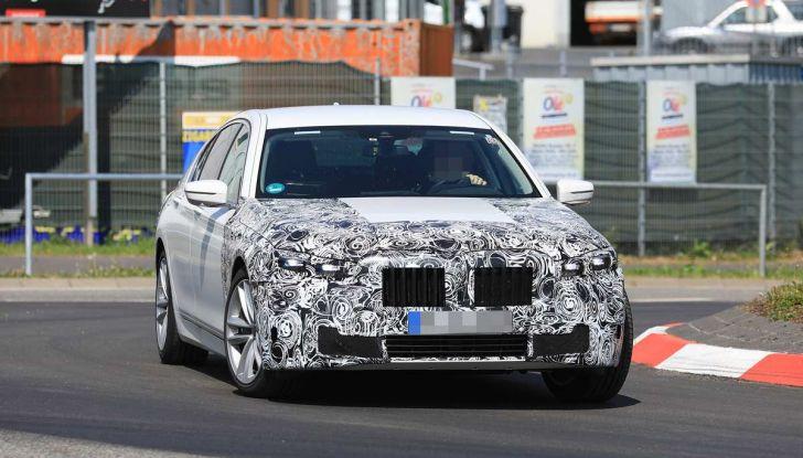 BMW Serie 7 2019, l'ammiraglia del lusso - Foto 26 di 26