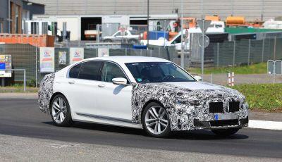 BMW Serie 7 2019, l'ammiraglia del lusso