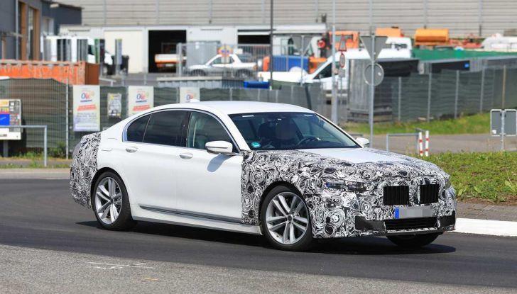 BMW Serie 7 2019, l'ammiraglia del lusso - Foto 12 di 26