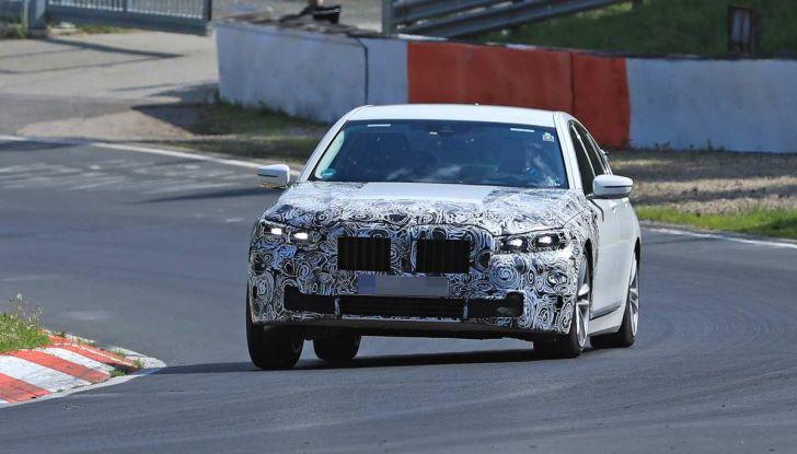 BMW Serie 7 2019, l'ammiraglia del lusso - Foto 20 di 26