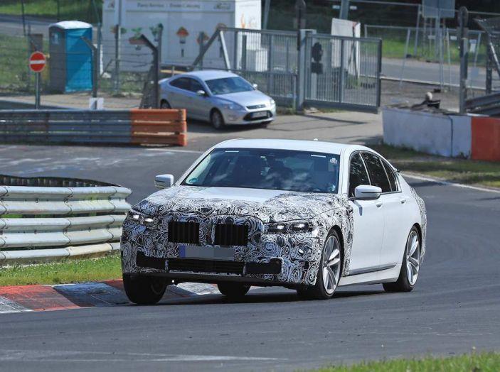 BMW Serie 7 2019, l'ammiraglia del lusso - Foto 21 di 26