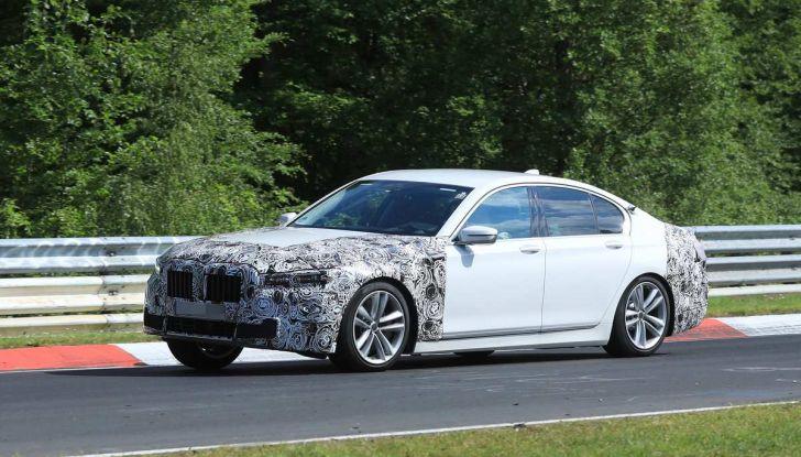 BMW Serie 7 2019, l'ammiraglia del lusso - Foto 22 di 26