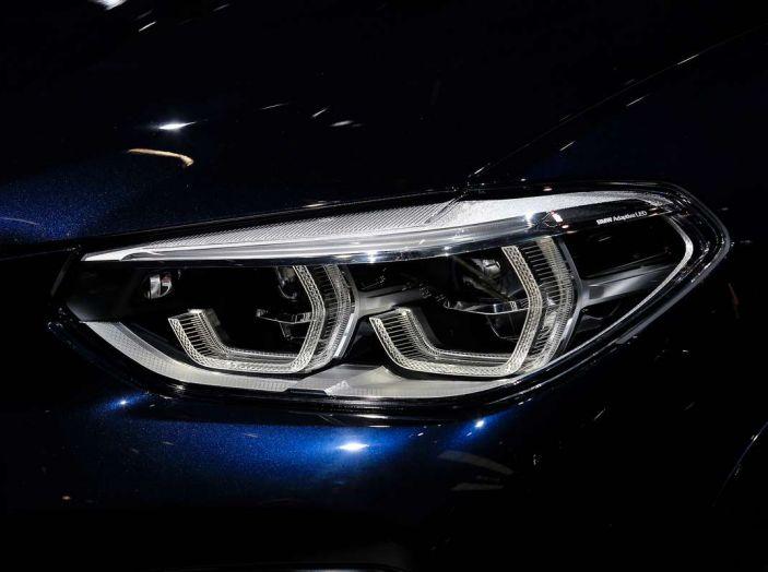 Nuova BMW X3 2017: nuovi motori e linee più decise - Foto 6 di 22