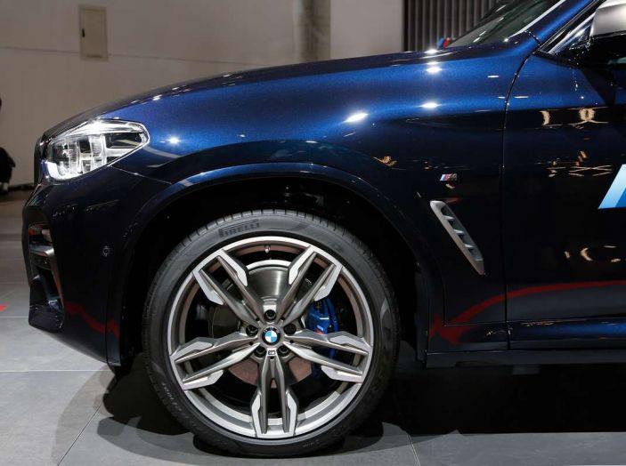 Nuova BMW X3 2017: nuovi motori e linee più decise - Foto 9 di 22