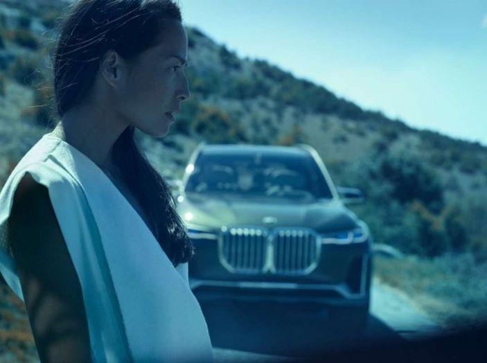 BMW X7 iPerformance, il SUV 7 posti a passo lungo - Foto 2 di 15