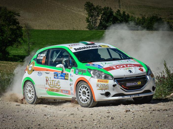 Luca Bottarelli, quarto nel Peugeot Competition, punta in alto - Foto 1 di 1