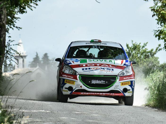Tommaso Ciuffi e la lotta per il Peugeot Competition - Foto 1 di 1