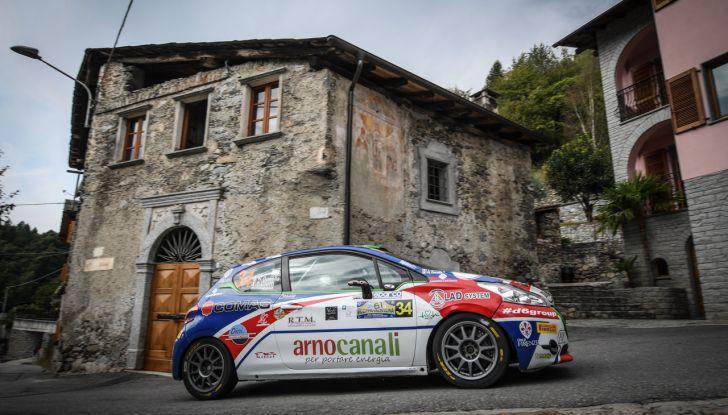 Rally Valtellina – Razzini vince il trofeo Peugeot Competition 208 Rally - Foto 5 di 5