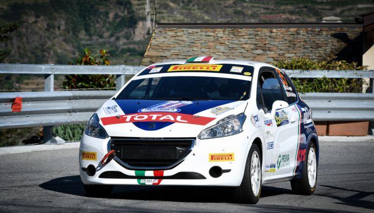 Rally Valtellina – Razzini vince il trofeo Peugeot Competition 208 Rally - Foto 4 di 5