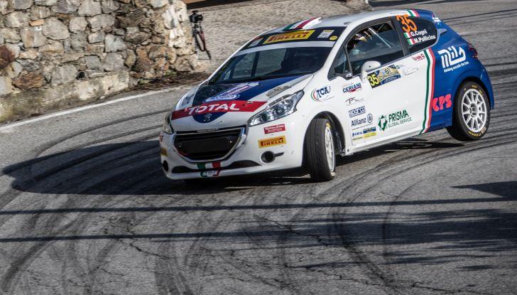 Rally Valtellina – Razzini vince il trofeo Peugeot Competition 208 Rally - Foto 3 di 5