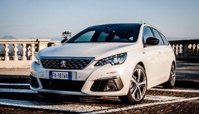 Peugeot 308 SW GT Line 2017: Prova, caratteristiche e prezzi del BlueHDI da 120CV