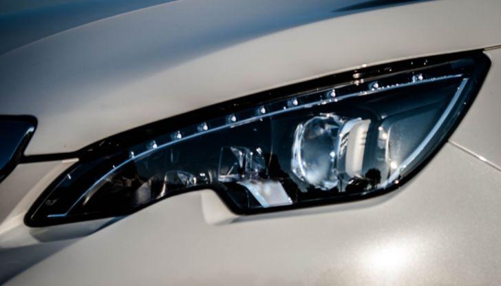 Peugeot 308 SW GT Line 2017: Prova, caratteristiche e prezzi del BlueHDI da 120CV - Foto 15 di 32