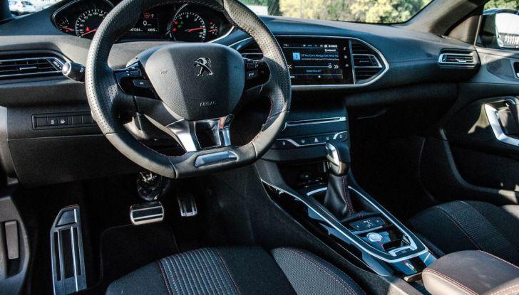 Peugeot 308 SW GT Line 2017: Prova, caratteristiche e prezzi del BlueHDI da 120CV - Foto 19 di 32