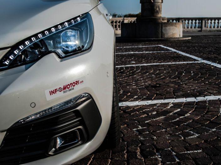 Peugeot 308 SW GT Line 2017: Prova, caratteristiche e prezzi del BlueHDI da 120CV - Foto 9 di 32