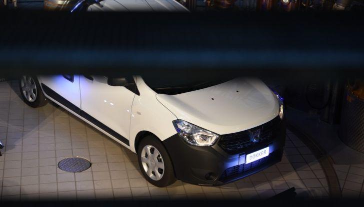 Nuovo Dacia Dokker Pick-up – Non solo per uomini veri - Foto 11 di 18