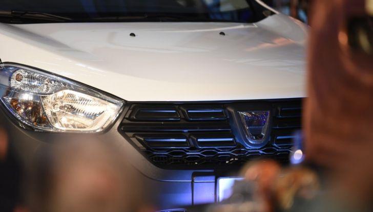 Nuovo Dacia Dokker Pick-up – Non solo per uomini veri - Foto 9 di 18