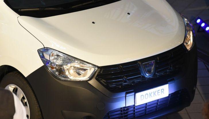 Nuovo Dacia Dokker Pick-up – Non solo per uomini veri - Foto 10 di 18