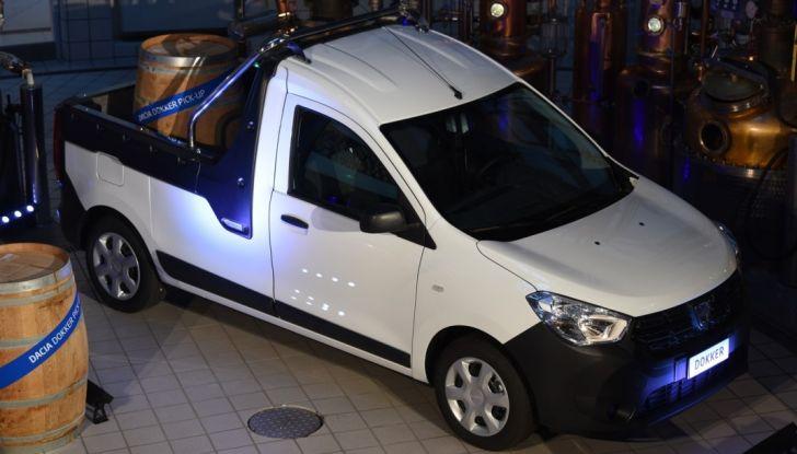 Nuovo Dacia Dokker Pick-up – Non solo per uomini veri - Foto 12 di 18