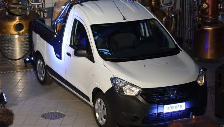 Nuovo Dacia Dokker Pick-up – Non solo per uomini veri - Foto 13 di 18