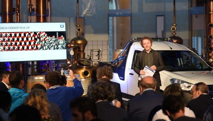 Nuovo Dacia Dokker Pick-up – Non solo per uomini veri - Foto 15 di 18