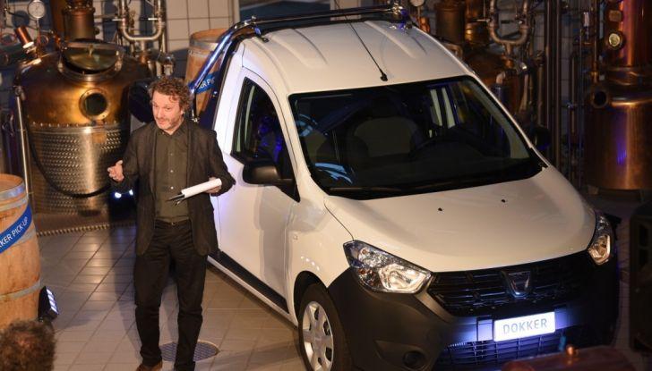 Nuovo Dacia Dokker Pick-up – Non solo per uomini veri - Foto 16 di 18