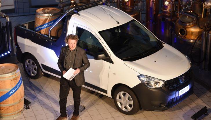Nuovo Dacia Dokker Pick-up – Non solo per uomini veri - Foto 17 di 18