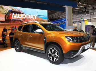 Dacia Duster 2018: linee più imponenti per la seconda serie