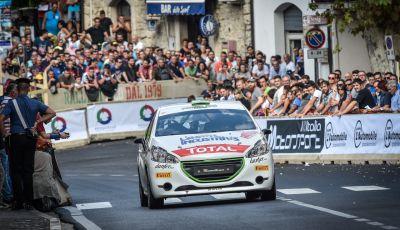 Trofeo promozionale Peugeot Competition TOP – Damiano De Tommaso ha ipotecato il trofeo al Rally di Roma
