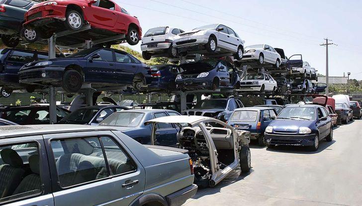 Demolire un'auto: cosa fare e come comportarsi - Foto 8 di 11