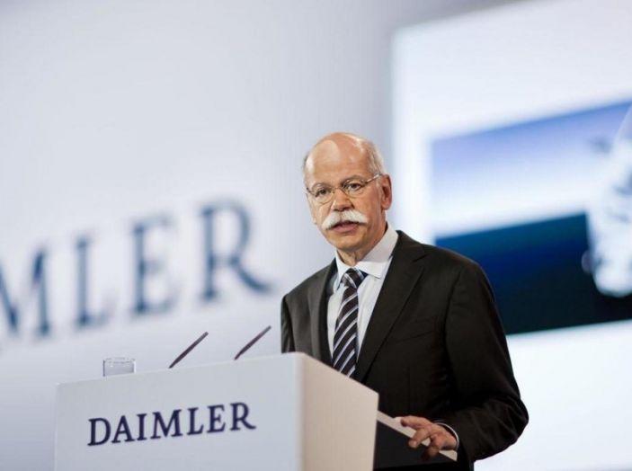 CEO Daimler: Le auto elettriche non si vendono, aspettiamo il 2030 - Foto 5 di 8