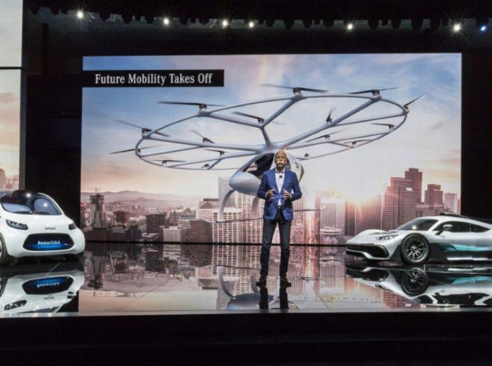 CEO Daimler: Le auto elettriche non si vendono, aspettiamo il 2030 - Foto 6 di 8