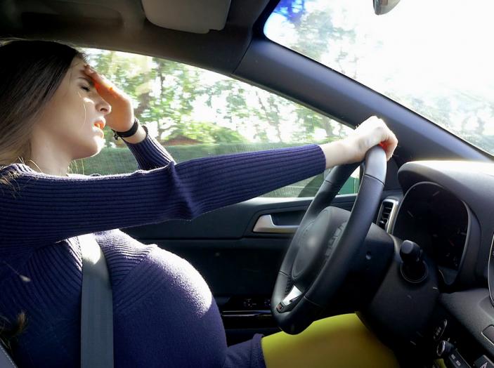 Donne incinte al volante: normativa e consigli - Foto 6 di 10