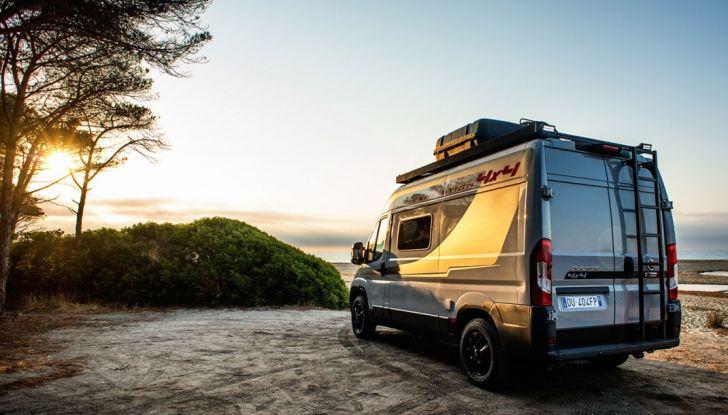 Fiat Professional Ducato 4×4 Expedition, il camper dei sogni per girare il mondo - Foto 10 di 20