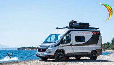Fiat Professional Ducato 4x4 Expedition, il camper dei sogni per girare il mondo