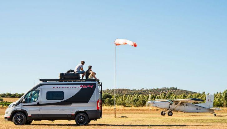 Fiat Professional Ducato 4×4 Expedition, il camper dei sogni per girare il mondo - Foto 18 di 20