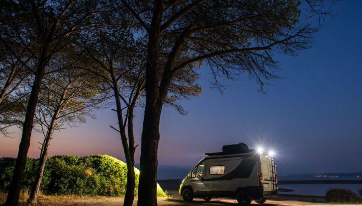 Fiat Professional Ducato 4×4 Expedition, il camper dei sogni per girare il mondo - Foto 8 di 20