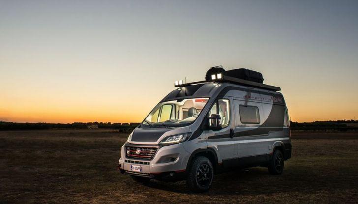 Fiat Professional Ducato 4×4 Expedition, il camper dei sogni per girare il mondo - Foto 11 di 20