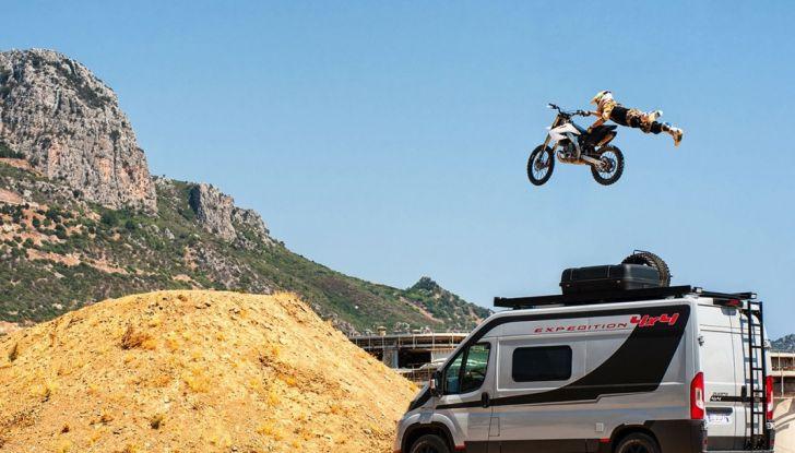 Fiat Professional Ducato 4×4 Expedition, il camper dei sogni per girare il mondo - Foto 14 di 20