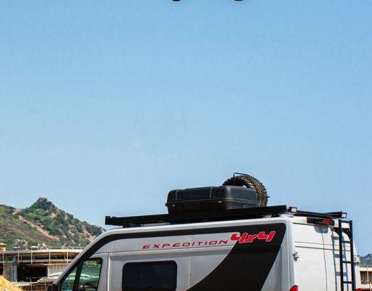 Fiat Professional Ducato 4×4 Expedition, il camper dei sogni per girare il mondo - Foto 15 di 20