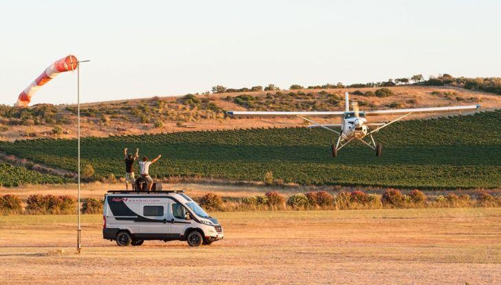 Fiat Professional Ducato 4×4 Expedition, il camper dei sogni per girare il mondo - Foto 17 di 20